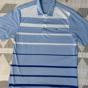 Vineyard vines Polo blue M